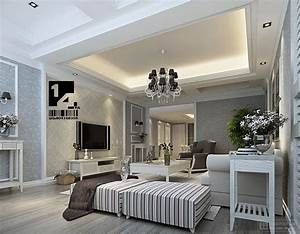 Modern, Classic, Interior, For, A, Small, Home
