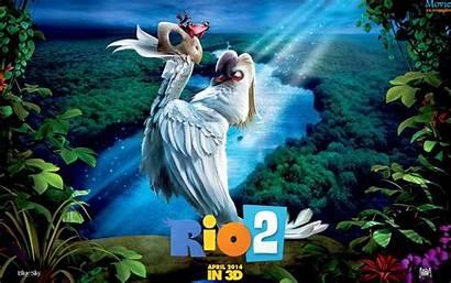 Rio Wallpapers Desktop Gabi Nigel Background 3d
