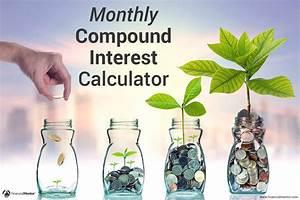 Simple Interest Car Loan Calculator Monthly Compound Interest Calculator