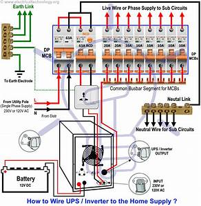 Automotive Inverter Wiring Diagram