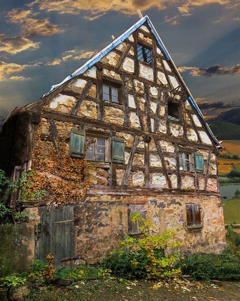 alt bauernhaus altes kostenloses foto auf pixabay