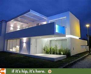 If It's Hip, It's Here (Archives): Modern Beach House In