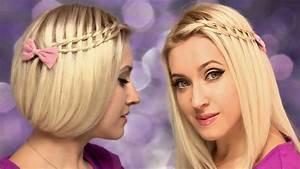 Comment Se Couper Les Cheveux Court Toute Seule : tresse cheveux court les meilleurs tutos en vid o ~ Melissatoandfro.com Idées de Décoration