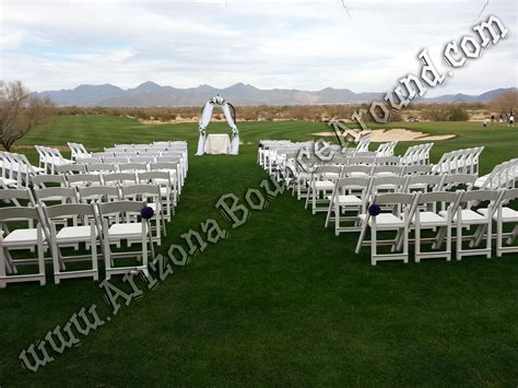 wedding chair rental scottsdale az white wedding