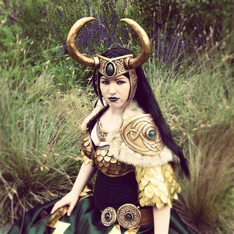 Lady Loki Pretzl Cosplay