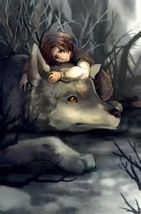 deviantART Wolf Girl