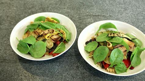emissions cuisine la cuisine par arnaud marchand pâtes au pesto de basilic