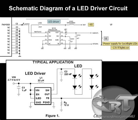 Led Bulb 9 C Wiring Schematic by How Do Led Light Bulbs Works On Mobile Phone Circuit