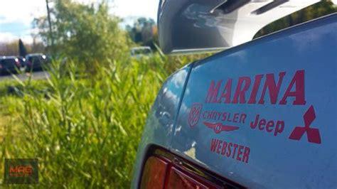 Marina Mitsubishi Webster Ny by Marina Dodge Chrysler Jeep Mitsubishi Webster Ny 14580