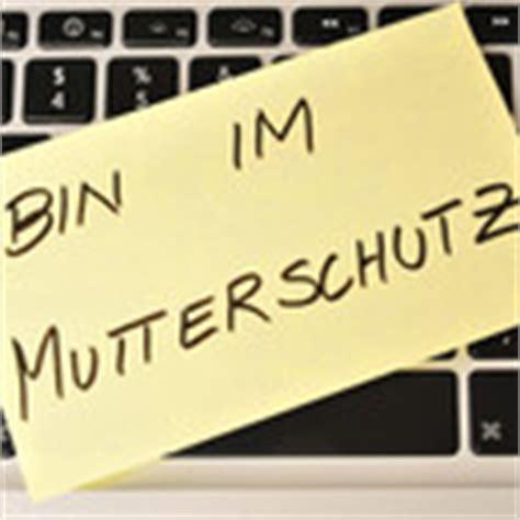 mutterschutz rechner elternwissencom