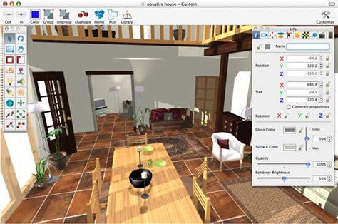 interiors features create realistic interiors