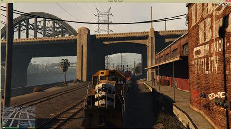 Gta Iv Destroy Trains