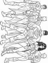 Coloring Pages Superhero Dc Justice League Printable Boys Recommended Bright Choose Colors Favorite Mycoloring sketch template