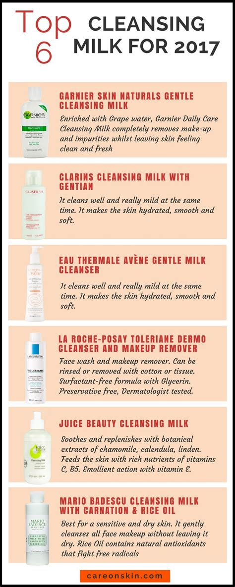 best cleansing for skin 25 unique cleansing milk ideas on milk