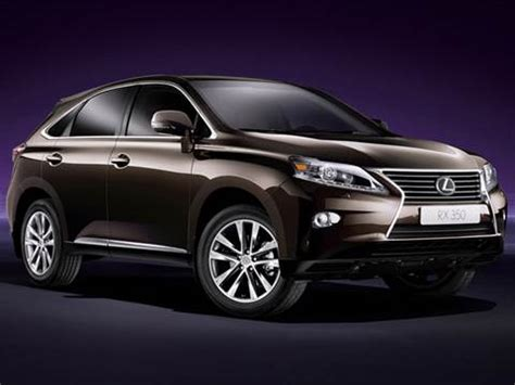 lexus rx pricing ratings reviews kelley blue book