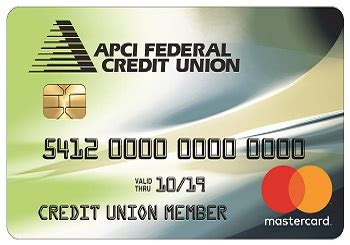 Maybe you would like to learn more about one of these? Rates & Terms | Mastercard Plus - APCI Federal Credit Union