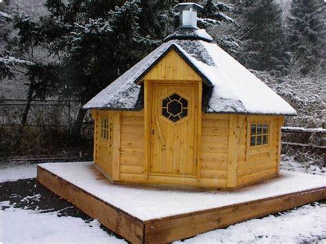 Backyard Sauna Kit by Outdoor Saunas Kits