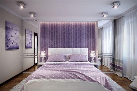 chambre mur violet chambre violette 20 idées décoration pour un chambre