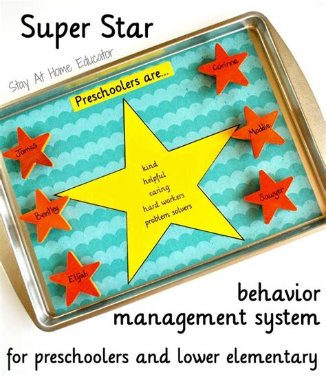 80 best classroom management images on 427 | 733ac050678573694d02b5eb81f5225d preschool behavior management behavior management system