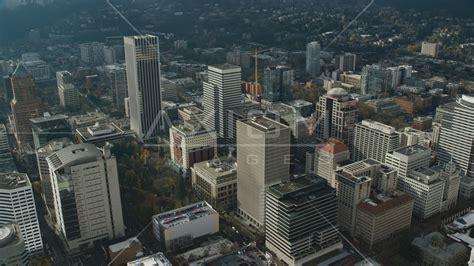 Fargo Aloha Oregon by Skyscrapers Near Fargo Center In Downtown Portland