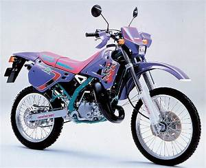 Kawasaki Kdx125r