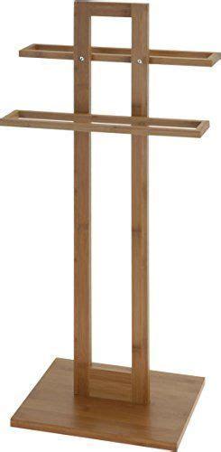 Stange Für Kleider by Bambus Handtuchhalter Stummer Diener Holz Handtuch