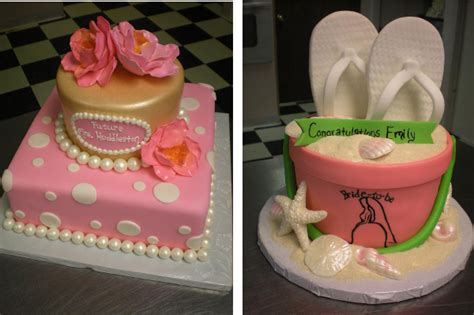 How to Choose the Perfect Bridal Shower Cake - The Pink Bride