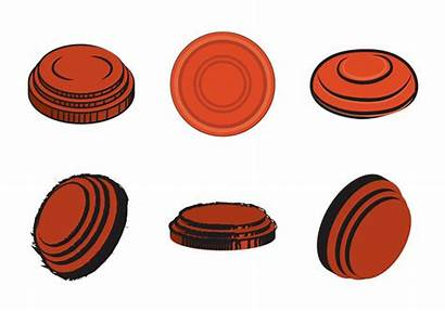 Clay Pigeon Vector Clipart Clip Illustration Sporting