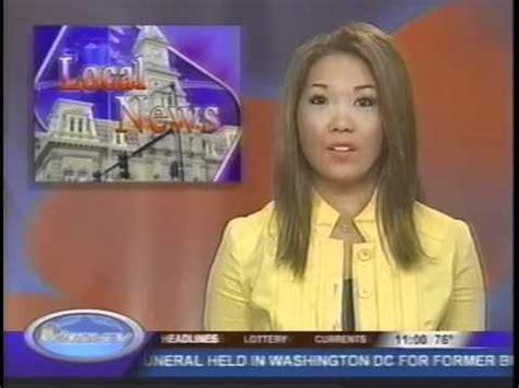 TV News Meltdown! Anchor Forgets Microphone! WHIZ-TV WHIZ ...