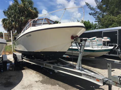 Craigslist For Used Boats In Miami Florida by Mako New And Used Boats For Sale In Fl