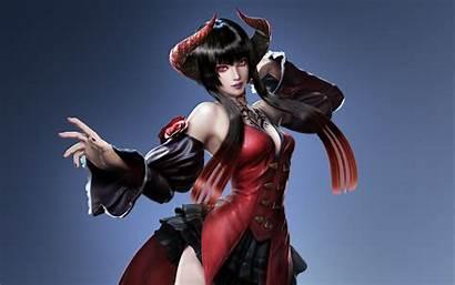 Tekken Eliza Wallpapers Demon Woman Fantasy Female