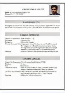 resume format for engineering students pdf download architect cv sle