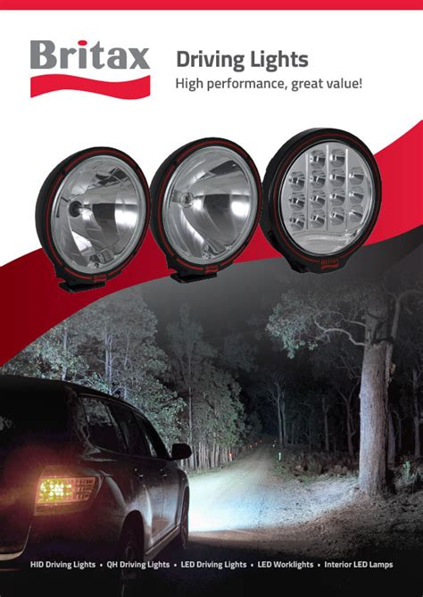 britax driving lights esg asia pacific