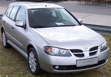 Nissan Almera - Vikipedi