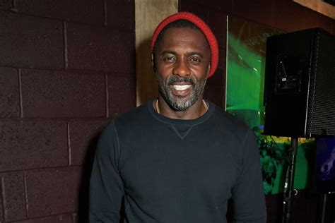 Idris Elba Suggests TV Shows Shouldn't Censor Racist Episodes