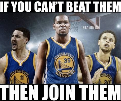 Kd Memes - kevin durant memes hilarious reactions to him leaving okc for golden state