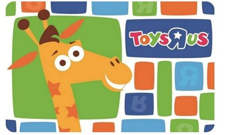Toys R Us Gift Cards Expiring In 30 Days Gifts For 10 Yr Old Girl Christmas 2 Year Daughter Cat Lovers Toronto Funny 1 Grandson Godparents At Baptism 3 Niece India