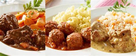 plats à cuisiner une nouvelle gamme de plats cuisinés davigel