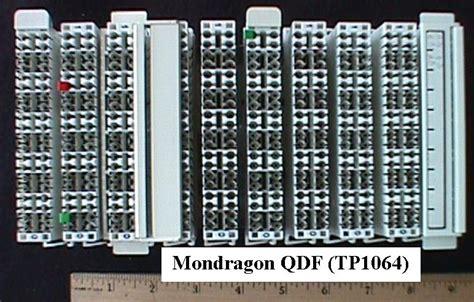 MONDRAGON QDF Blocks
