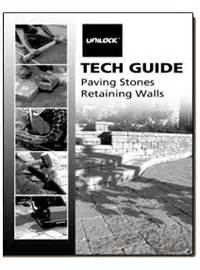 Unilock Installation Guide by Unilock Welcome To C A Building Products Cap Brick