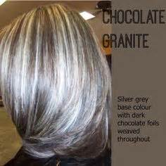 chocolate granite for hair hairstyle 2013