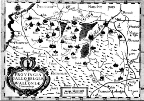 si e social aldi belgique la wallonie en filigrane de cartes du xviie siècle toudi