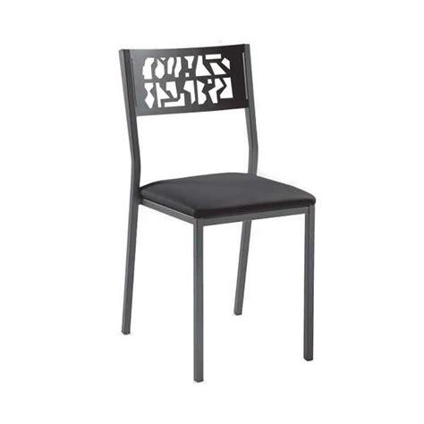 chaise de cuisine moderne chaise de cuisine moderne en métal style industriel slide industrie 4 pieds tables