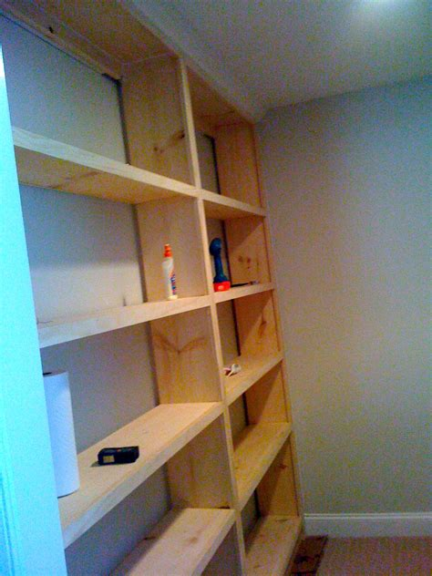 building a built in bookcase deux maison inspired to build diy built in bookcase