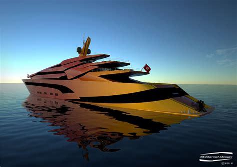 Luxury Boats by Luxury Yachts Mcdiarmid Designed 87m Luxury Yacht Iwana