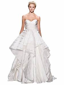 style inspiration geometric gowns accessories bridalguide With geometric wedding dress