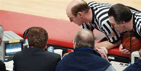 Let's watch it again: Should instant replay be used in ...