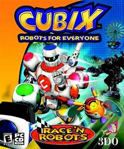 cubix robots for everyone race39n robots game giant bomb With cubix video game
