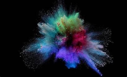 Splash Powder Colorful