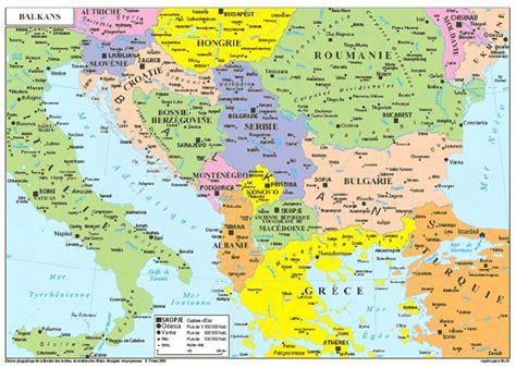 Carte Capitales Europe De L Est by Carte Europe De L Est Images 187 Vacances Arts Guides